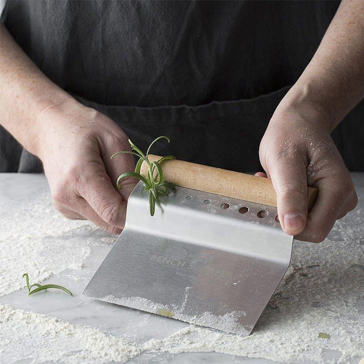 Mason Cash Innovative Kitchen Bench Scraper Stainless Steel