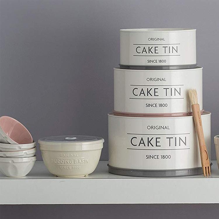 Mason Cash Innovative Kitchen Cake Tins Set of 3 image #4