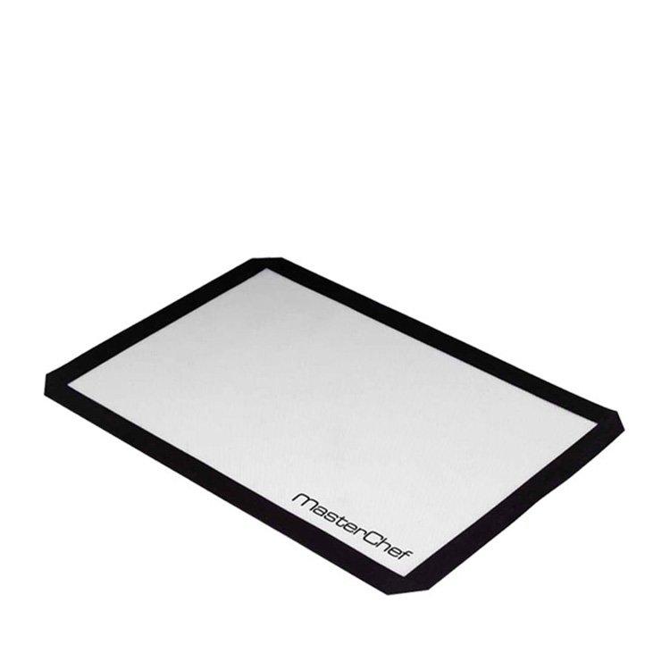 MasterChef Fibreglass Silicone Baking Mat 40x32cm