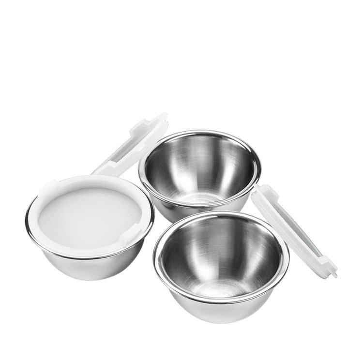 MasterChef Prep Bowls with Lid 3pc Set