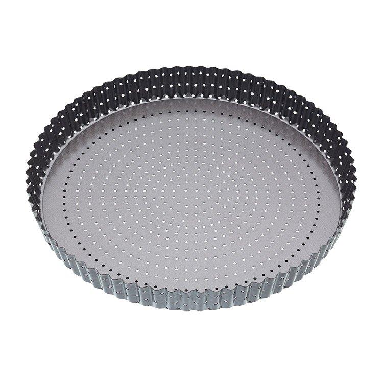 MasterCraft Crusty Bake Loose Base Round Flan/Quiche Pan 30cm