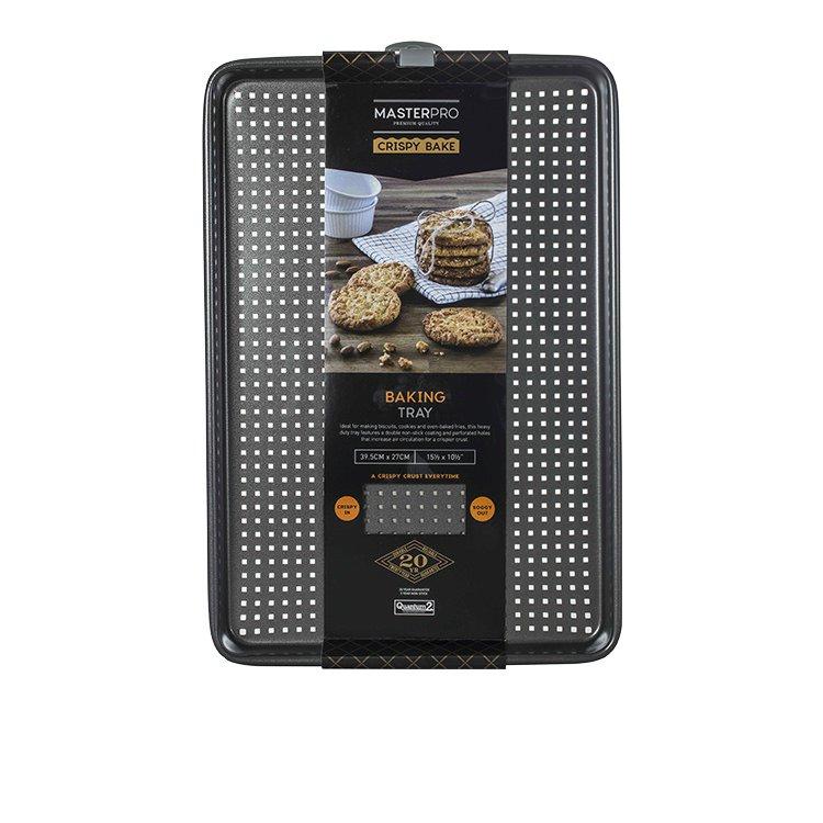 MasterPro Crispy Bake Baking Tray 39.5x27x2.5cm