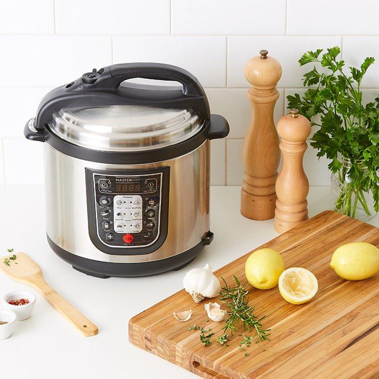 MasterPro Multi Cooker 12 in 1
