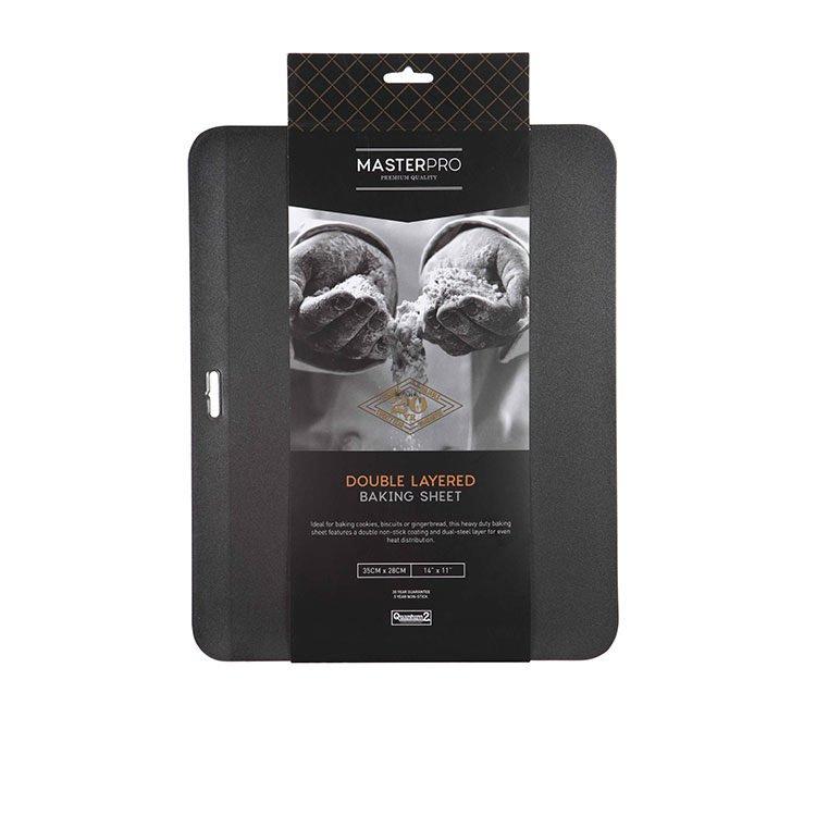MasterPro Non-Stick Baking Sheet 35x28cm