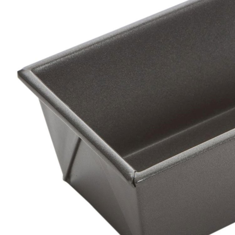 MasterPro Non-Stick Box Sided Loaf Pan 15x10x7cm