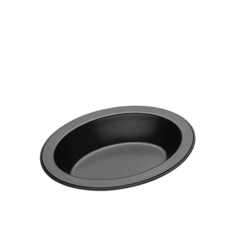MasterPro Non-Stick Individual Oval Pie Dish 13.5x10x3cm