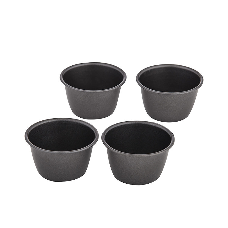 MasterPro Non-Stick Individual Pudding Mould Set of 4