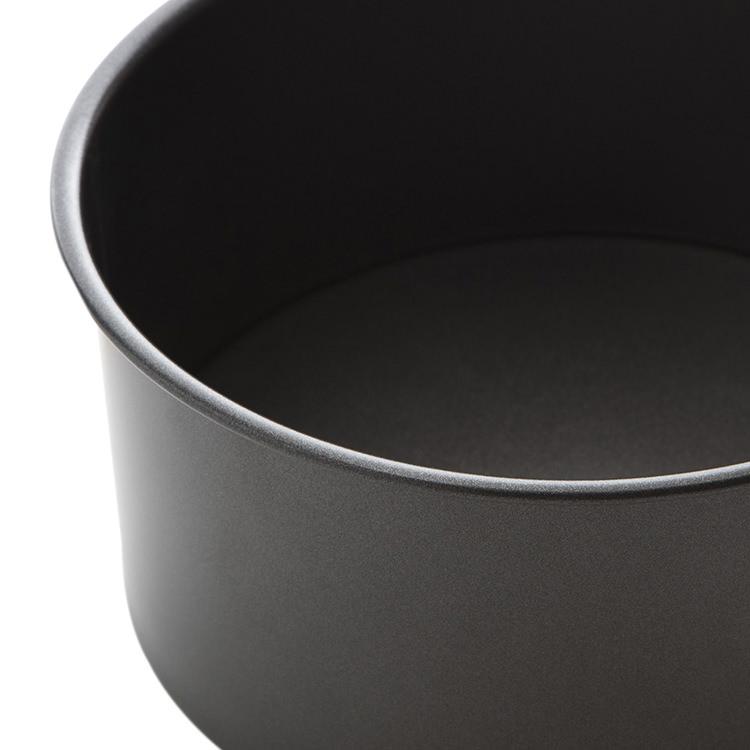 MasterPro Non-Stick Loose Base Round Deep Cake Pan 18x8cm