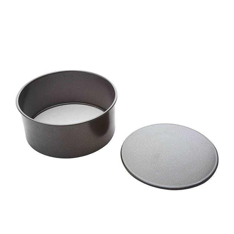 MasterPro Non-Stick Loose Base Round Deep Cake Pan 20x7cm