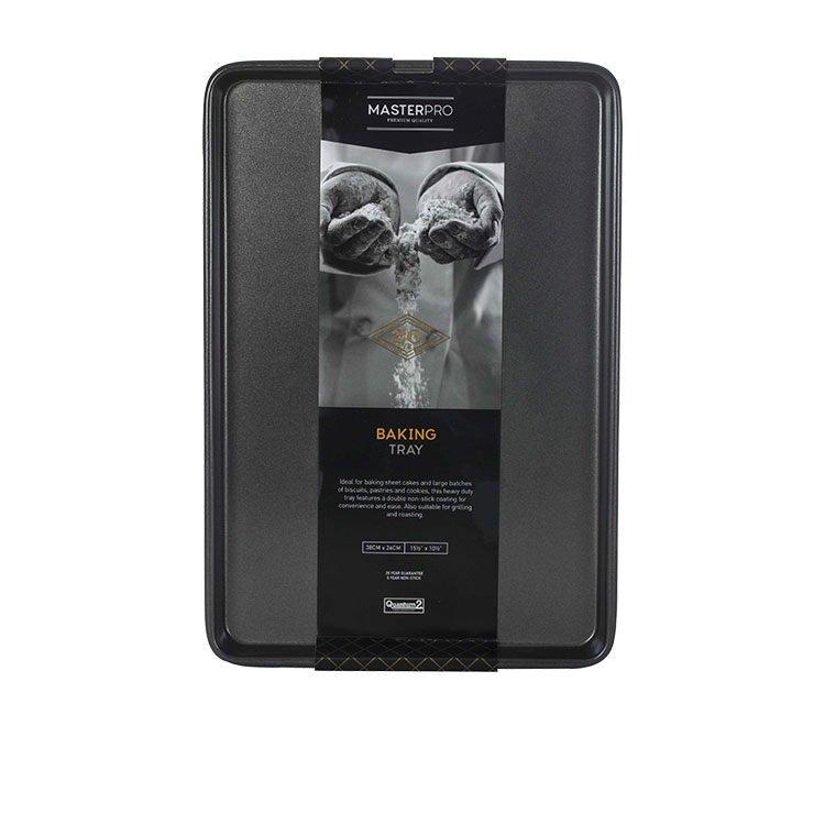 MasterPro Non-Stick Oven Tray 38x26x2cm