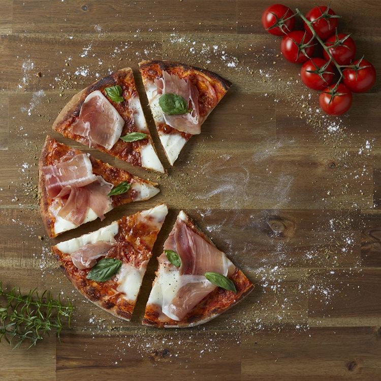 MasterPro Non-Stick Round Pizza Crisper 33cm