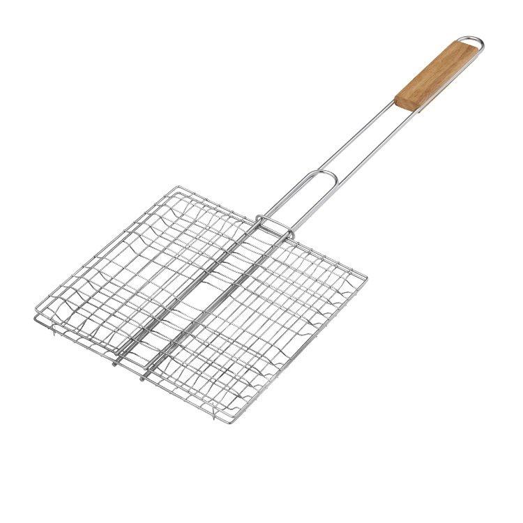 Maverick Smores & Hamburger Grilling Basket