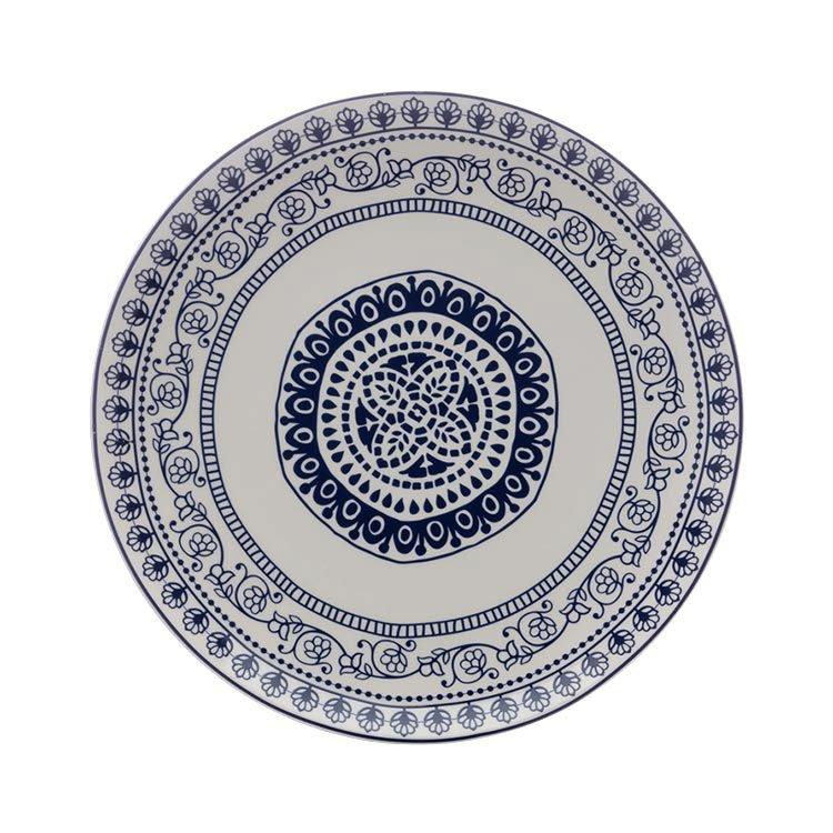 Maxwell & Williams Blue Antico Round Platter 31cm
