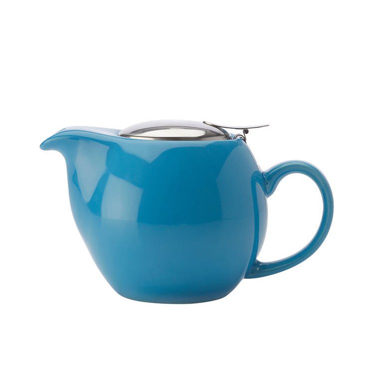 Maxwell & Williams Cafe Culture Teapot 500ml Blue