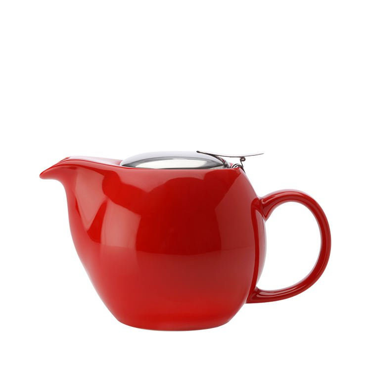 Maxwell & Williams Cafe Culture Teapot 500ml Red