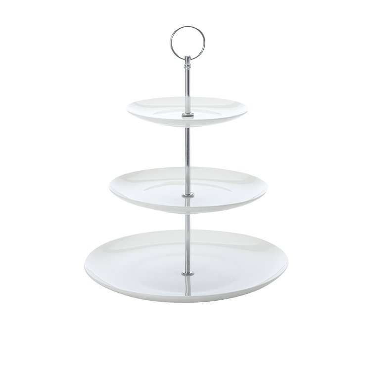 white cake stand maxwell amp williams 3 tier cake stand on now 12145
