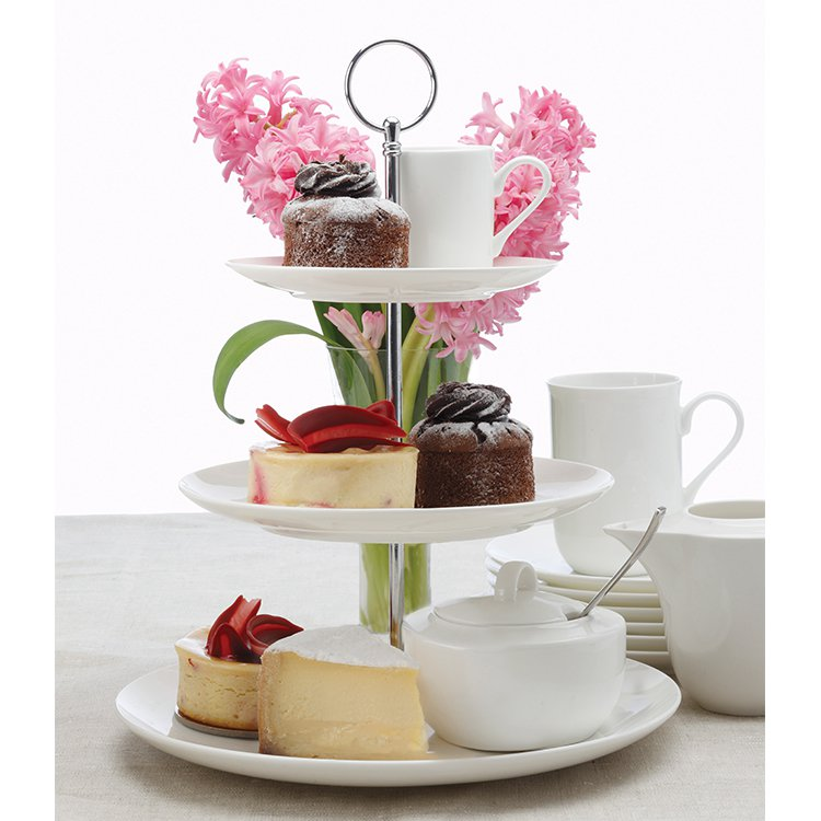 Maxwell Williams Cashmere  Tier Cake Stand