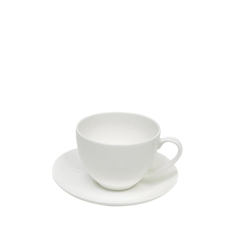 Maxwell & Williams Cashmere Round Demi Cup and Saucer 100ml