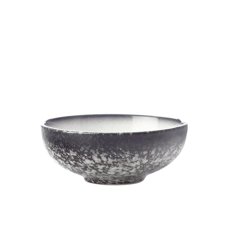 Maxwell & Williams Caviar Granite Coupe Bowl 11x4cm