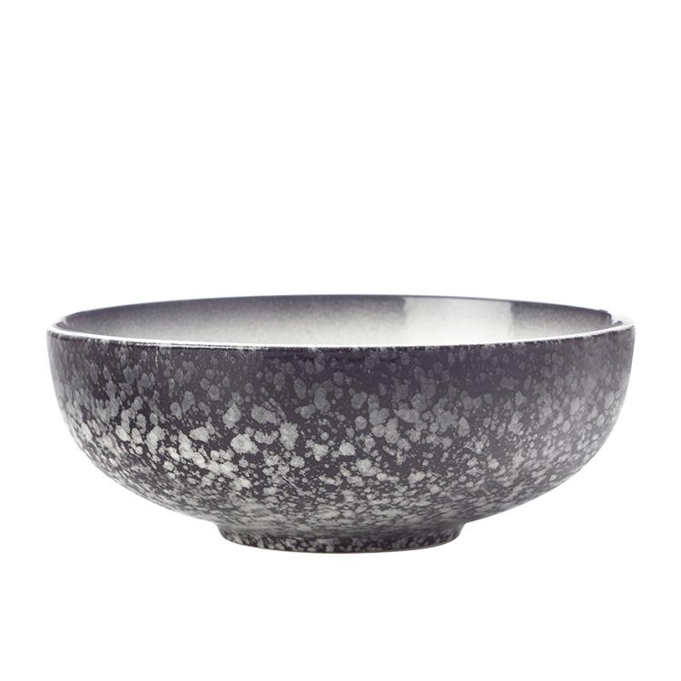 Maxwell & Williams Caviar Granite Coupe Bowl 19cm