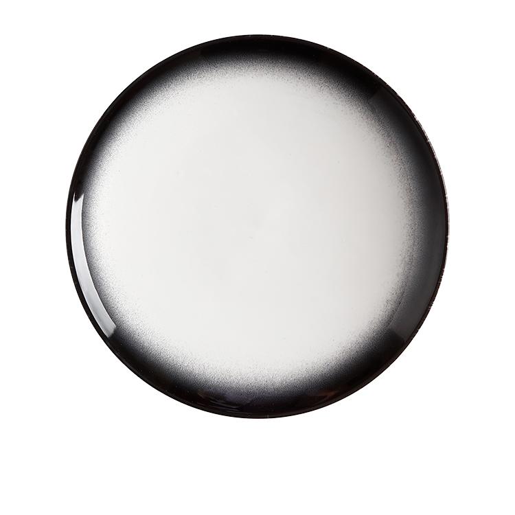 Maxwell & Williams Caviar Granite Coupe Plate 27cm