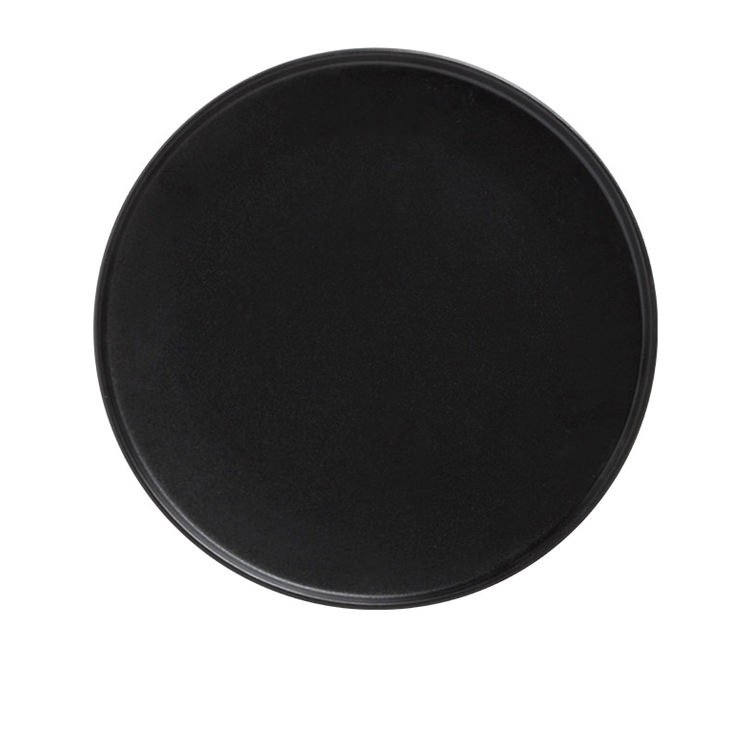 Maxwell & Williams Caviar Black High Rim Plate 27cm