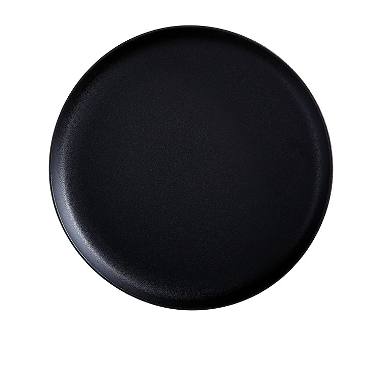 Maxwell & Williams Caviar Black High Rim Platter 33cm