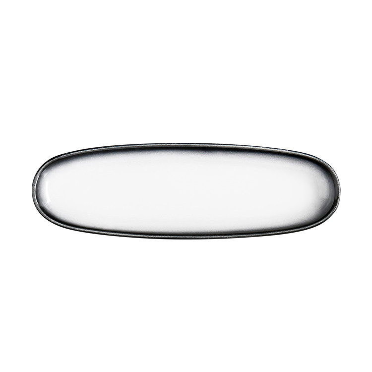 Maxwell & Williams Caviar Granite Oblong Platter 30x9cm