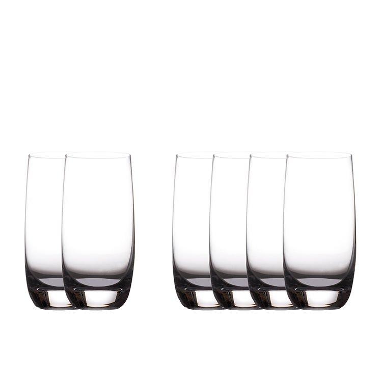 Maxwell & Williams Cosmopolitan Hi-Ball Glass 430ml Set of 6