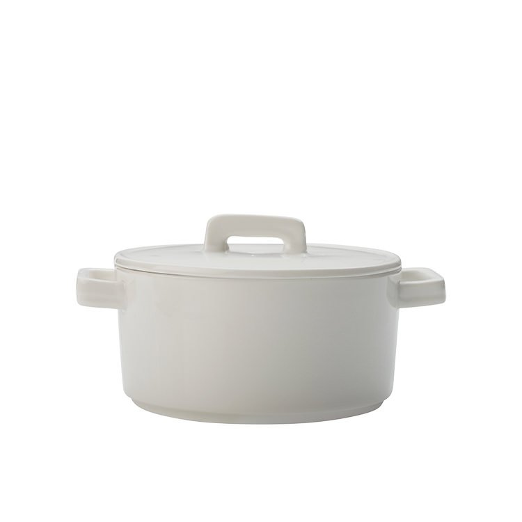 Maxwell & Williams Epicurious Round Casserole 500ml