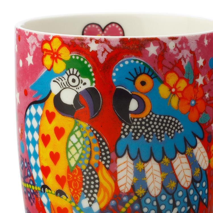 Maxwell & Williams Love Hearts Mug 370ml Araras