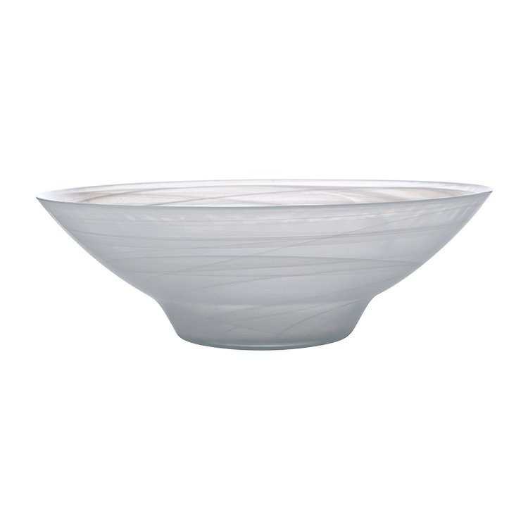 Maxwell & Williams Marblesque Bowl 37cm White
