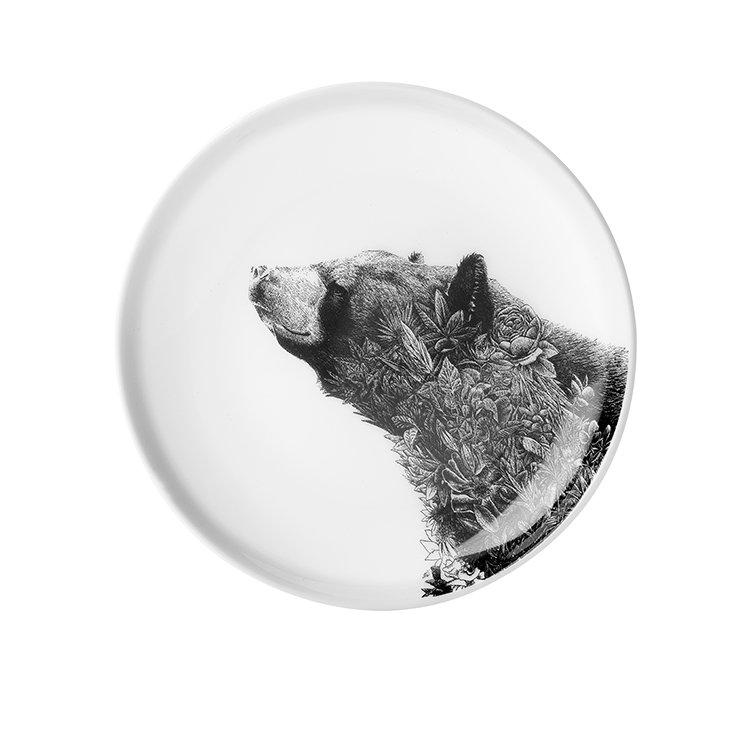 Maxwell & Williams Marini Ferlazzo Dish 11.5cm Asiatic Black Bear