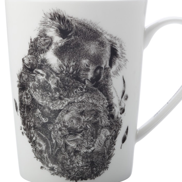 Maxwell & Williams Marini Ferlazzo Mug 450ml Koala Friends