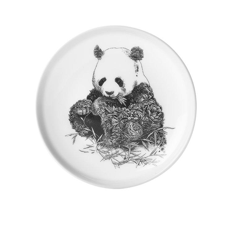 Maxwell & Williams Marini Ferlazzo Plate 20cm Giant Panda