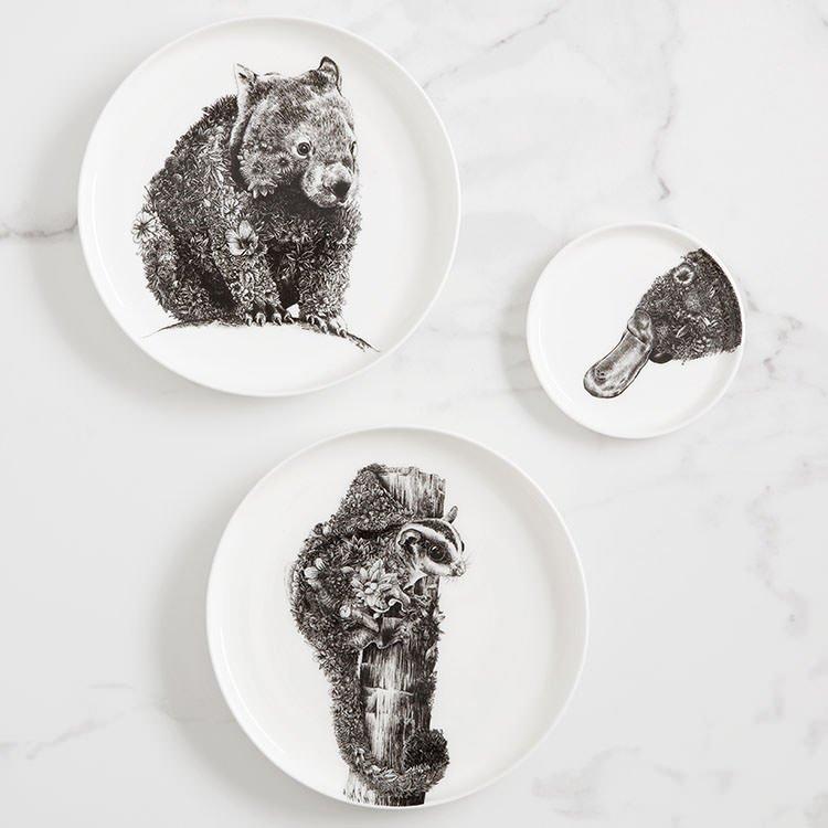 Maxwell & Williams Marini Ferlazzo Dish 11.5cm Platypus