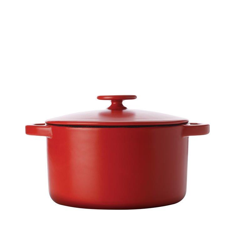 Maxwell & Williams Microstoven Casserole 3.7L Red