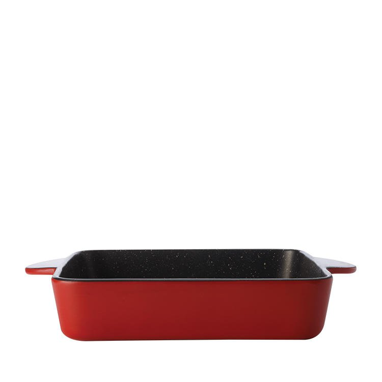 Maxwell & Williams Microstoven Lasagne Pan 36x26cm Red