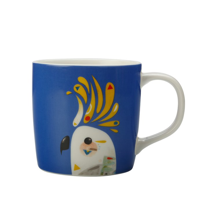 Maxwell & Williams Pete Cromer Mug 375ml Cockatoo