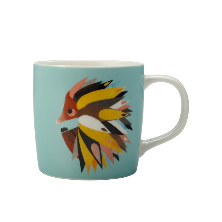 Maxwell & Williams Pete Cromer Mug 375ml Echidna