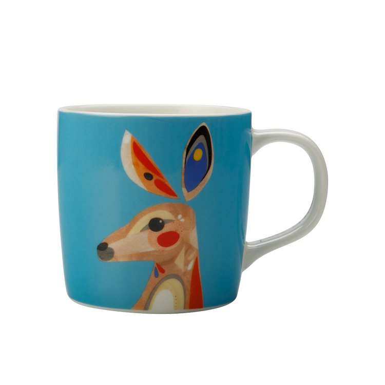 Maxwell & Williams Pete Cromer Mug 375ml Kangaroo