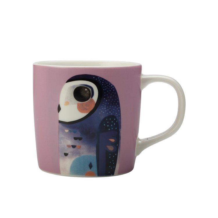 Maxwell & Williams Pete Cromer Mug 375ml Owl