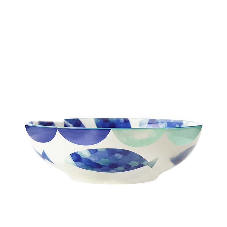 Maxwell & Williams Reef Coupe Bowl 18cm Fish