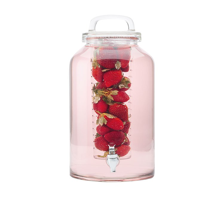 Maxwell & Williams Refresh Beverage Dispenser with Infuser 8.5L