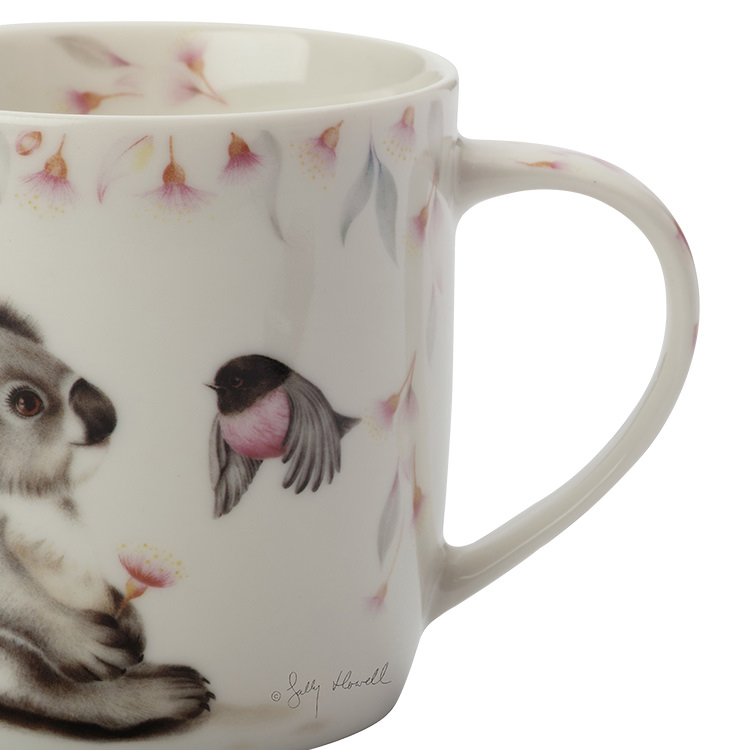 Maxwell & Williams Sally Howell Mug 340ml Koala Robin