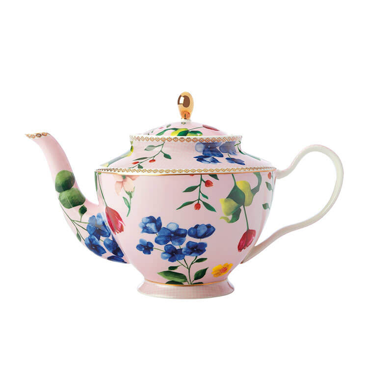Maxwell & Williams Teas & C's Contessa Teapot with Infuser 1L Rose