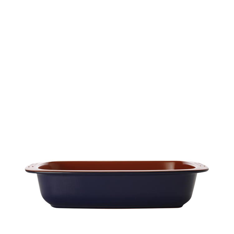 Maxwell & Williams Tierra Forno Rectangular Baker 27x18cm Blue
