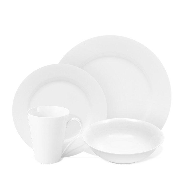 Maxwell & Williams White Basics Cosmopolitan Dinner Set 16pc