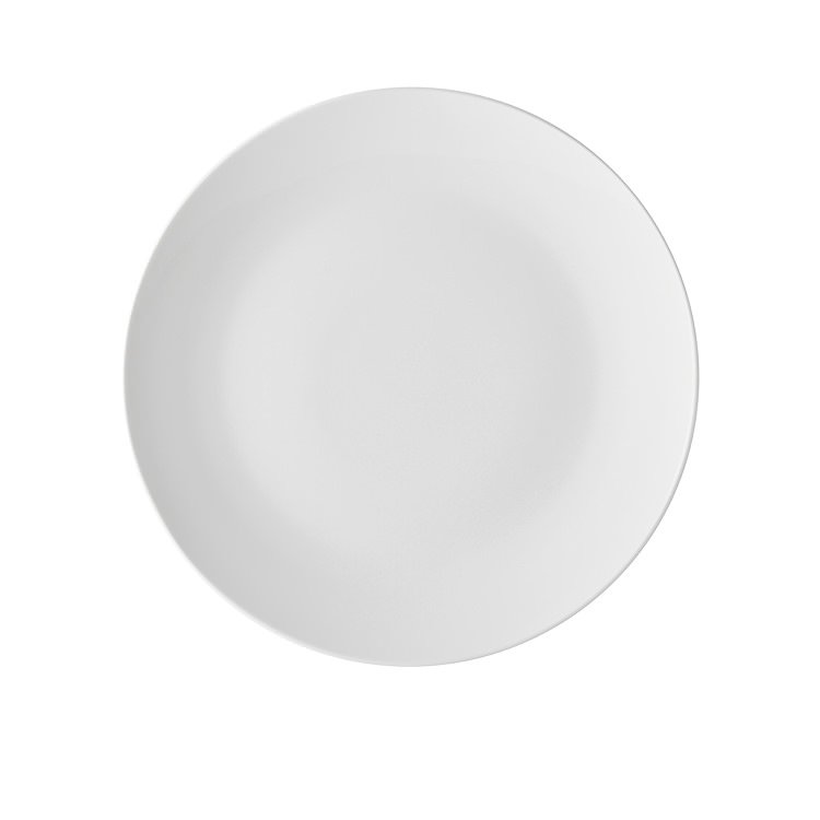Maxwell & Williams White Basics Coupe Entree Plate 23cm