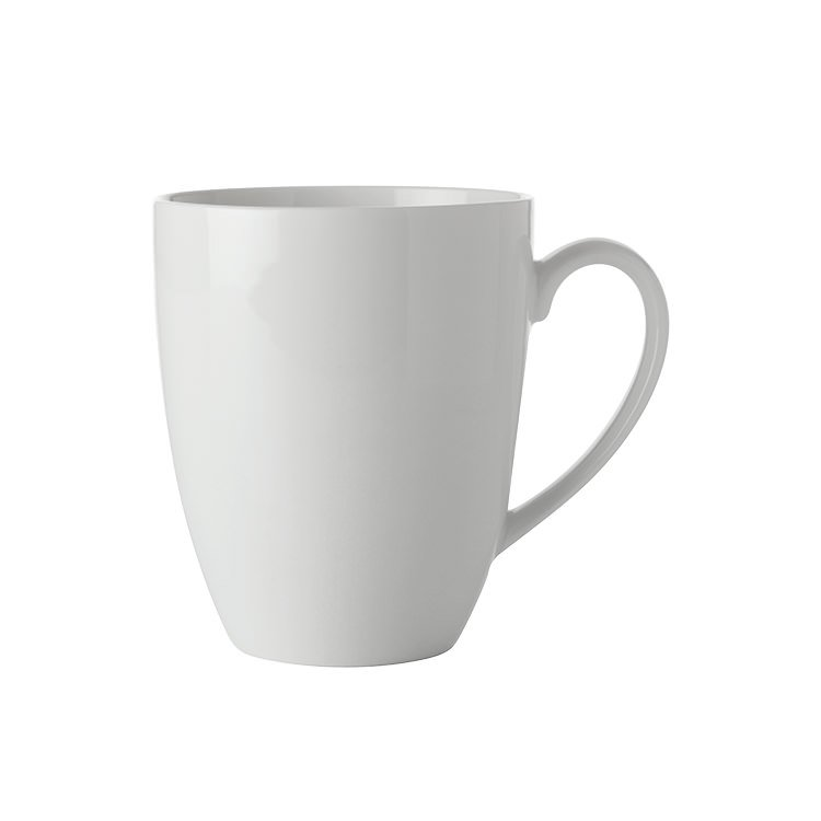 Maxwell & Williams White Basics Coupe Mug 450ml